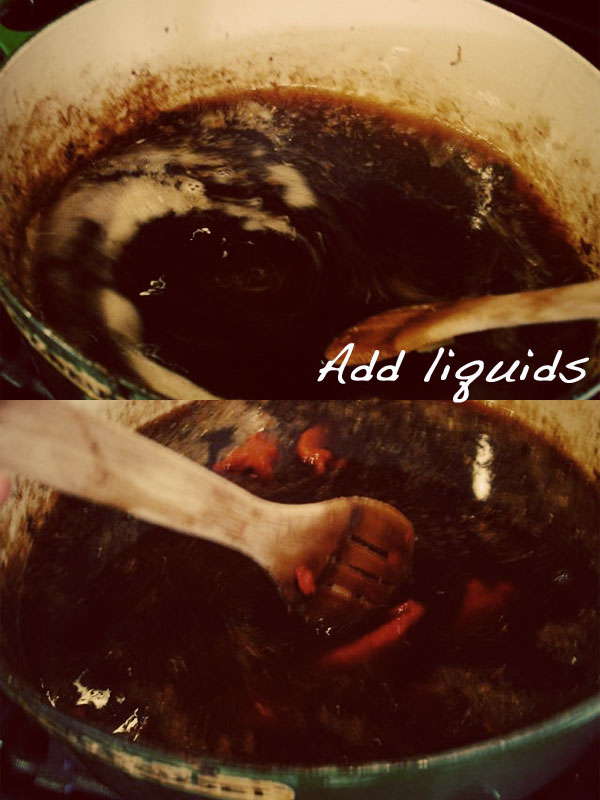 Add Liquids
