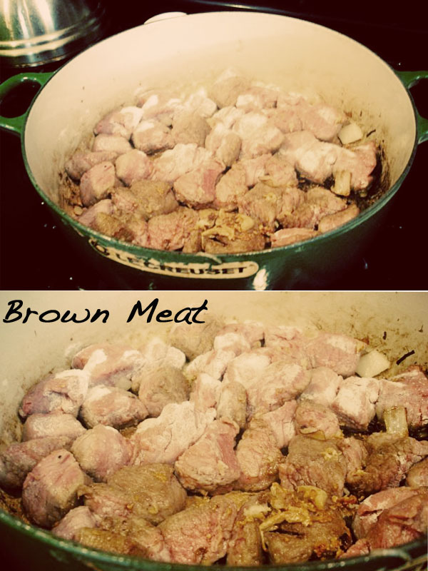 Brown Meat
