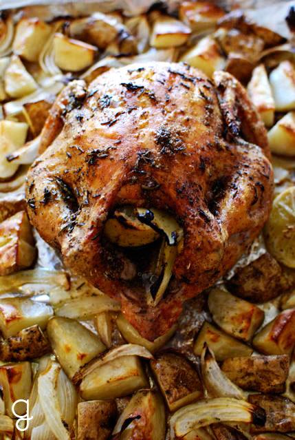 Roast Chicken 2